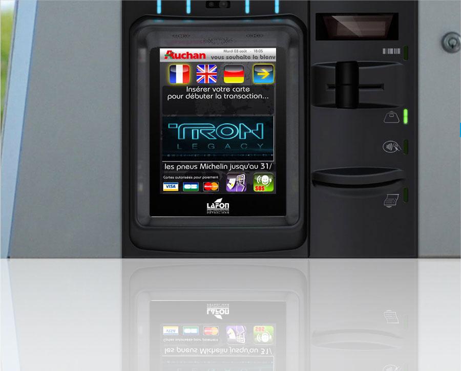 Lafon, Design Axena