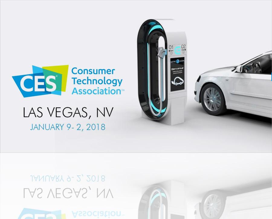 CES 2018 - Axena Design