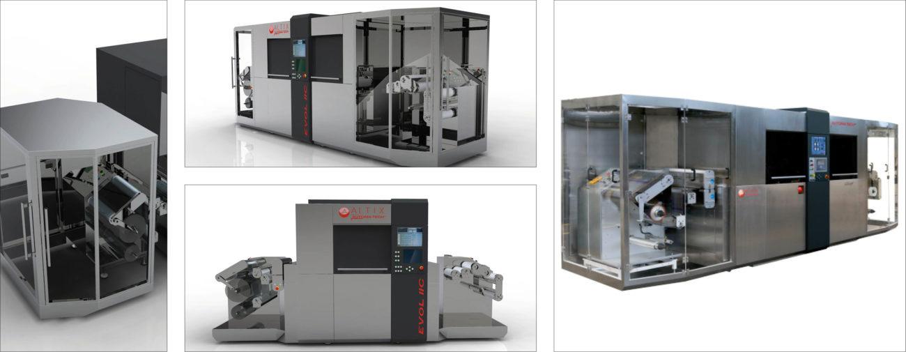 ALTIX AUTOMA-TECH, Gamme de machines d'insolation de cartes électroniques - Axena Design Equipements industriels
