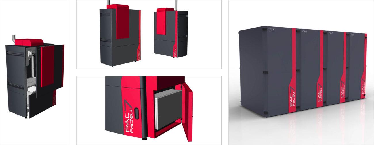Ereie, Pompes à chaleur, Axena Design Equipements industriels