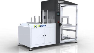 ID-PACK, Ligne de machines de conditionnement agro-alimentaire, Axena Design Equipements industriels