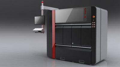 Prodways, Machine de fabrication additive céramique, Axena Design Equipements industriels