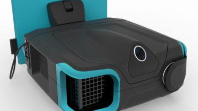 Diota, Système Projectif ISAR - Axena Design Produits professionnels