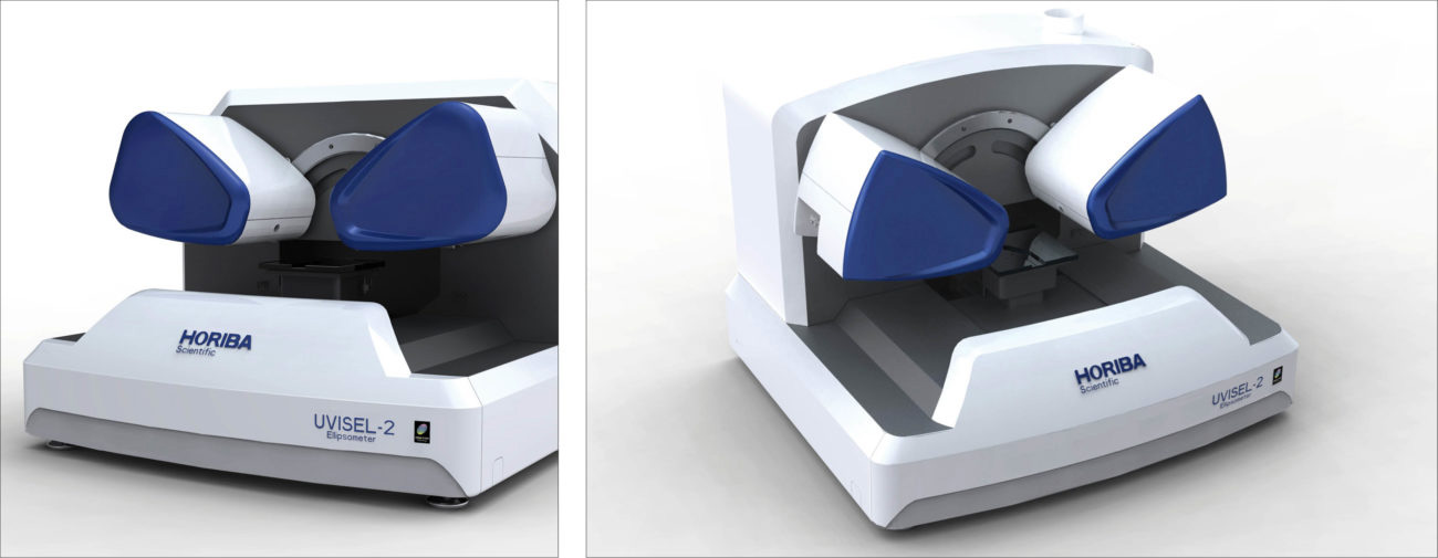 Horiba, Ellipsomètre, Axena Design Produits professionnels