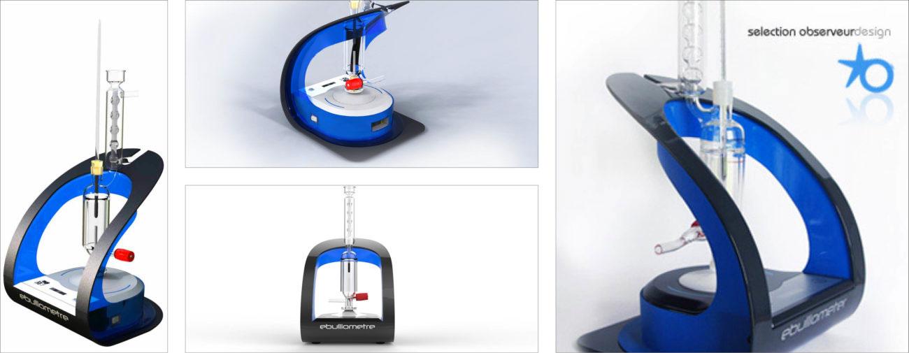 Laboratoire Dujardin Salleron, Axena Design produits professionnels