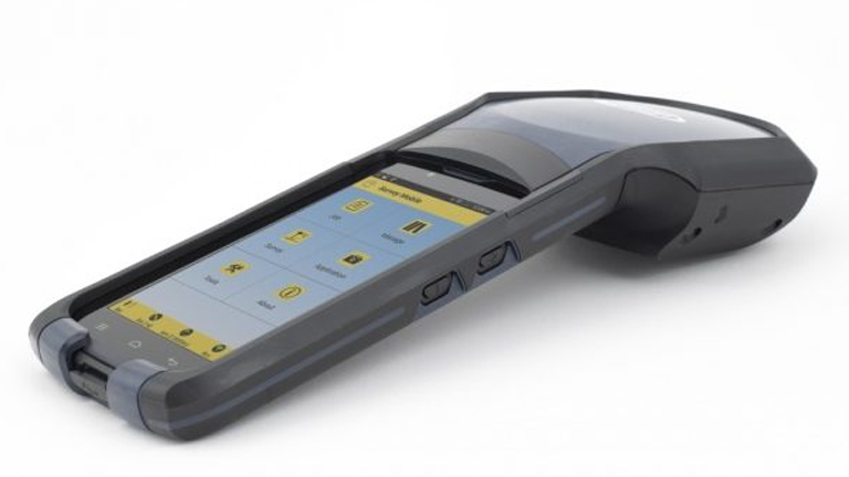 Trimble Spectra Precision, Récepteur GNSS portable - Axena Design Produits professionnels