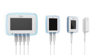 Oceasoft, Gamme de terminaux sans fil et connectés de surveillance de produits sensibles - Axena Design Objets connectés et Produits professionnels