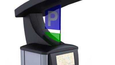 Parkeon, Plateforme de stationnement intelligente CityPal - Axena Design Produits grand public