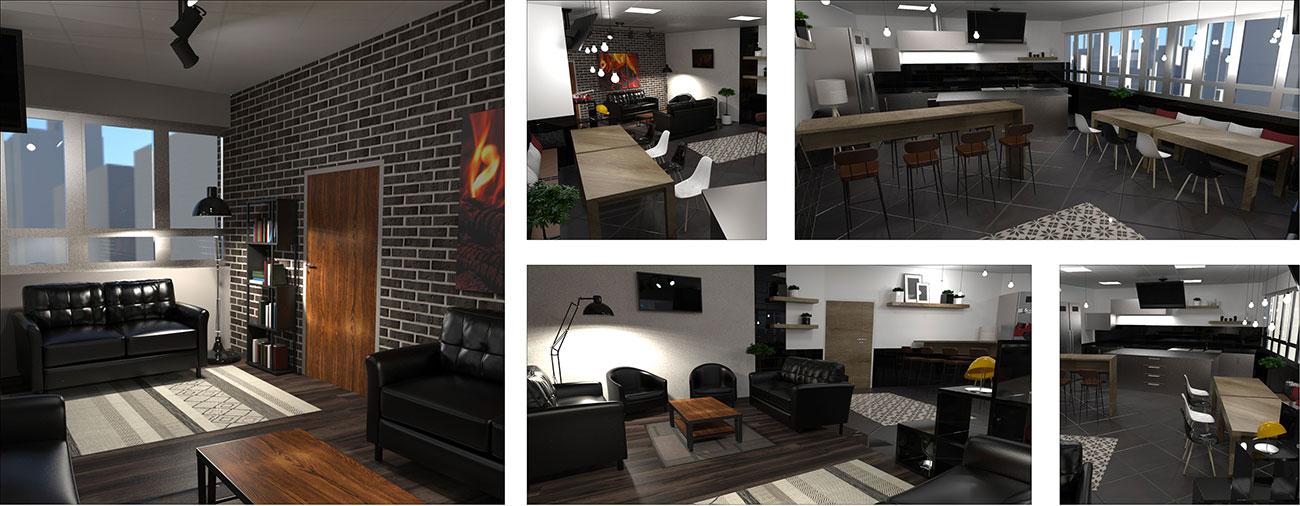 SDIS 78, Axena Design, Conseils en aménagement des Salles Opérationnelles