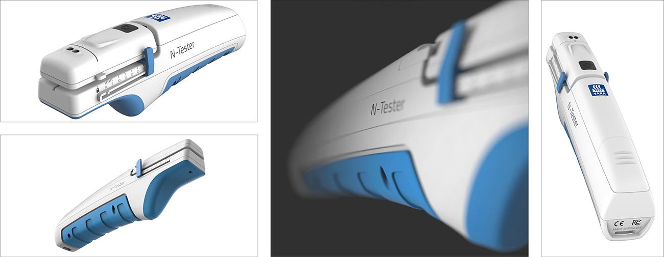 YARA N-Tester®, outil de diagnostic de nutrition azotée - Axena Design Produits professionnels